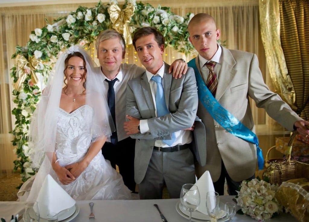 Все российские фильмы про свадьбы