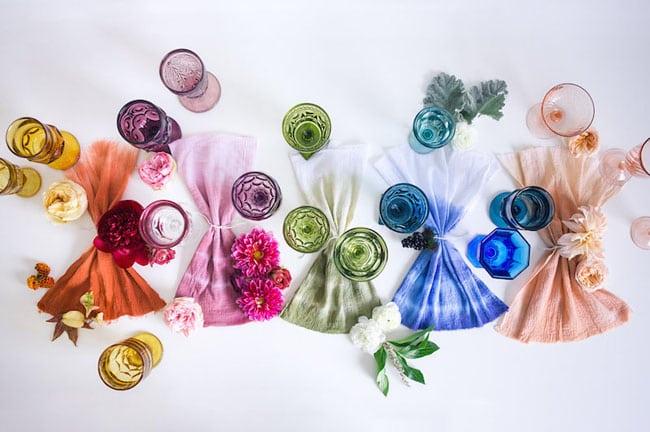 цвет свадьбы как выбрать