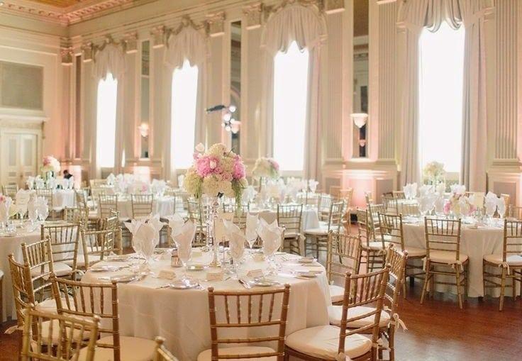 Свадьбы в классическом стиле фото