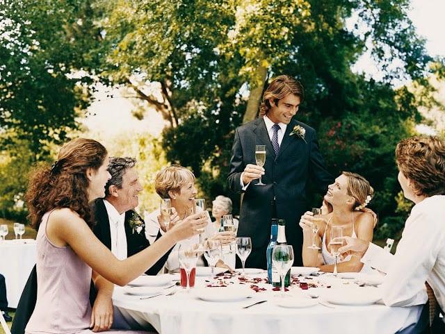 Истории свадьбу примеры знакомства на