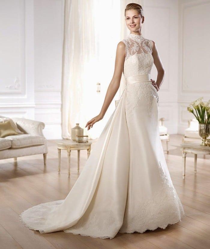 светло голубое платье свадебное платье