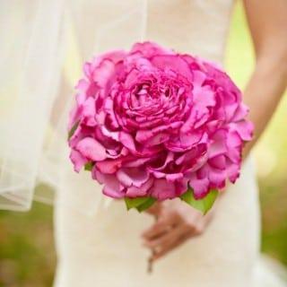 букет невесты гламелия