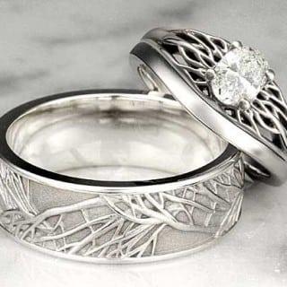 обручальные кольца оригинальные