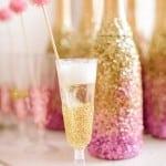 шампанское на девичнике
