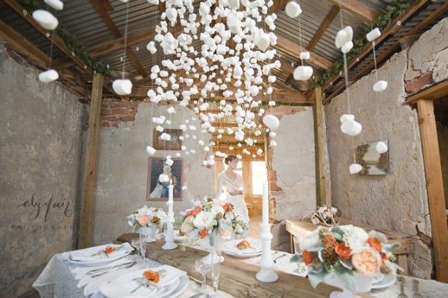 Как украсить свадьбу в домашних условиях