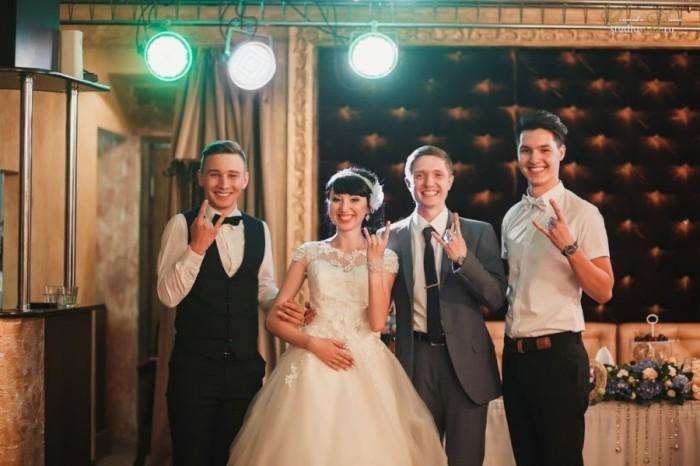 отличная свадьба