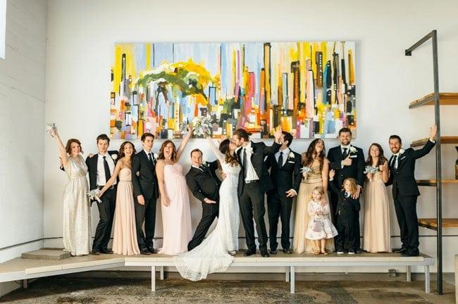 веселая свадьба