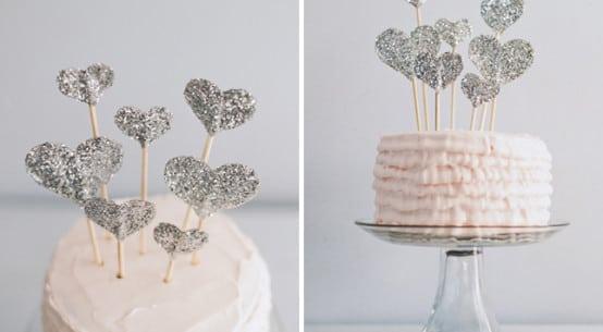 свадьба своими руками топпер на торт
