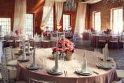 украшение зала на свадьбу лофт