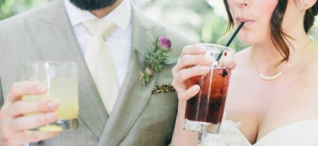 Напитки на свадьбу: 5 новых трендов