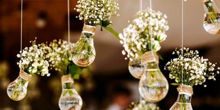 Подвесные вазы своими руками
