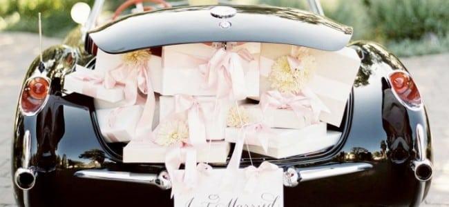 Подарок на свадьбу: 5 лучших идей