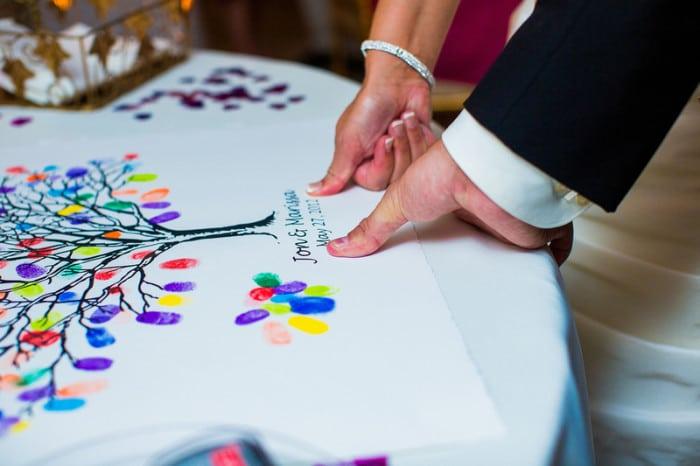 Для фотографий на свадьбу своими руками 89